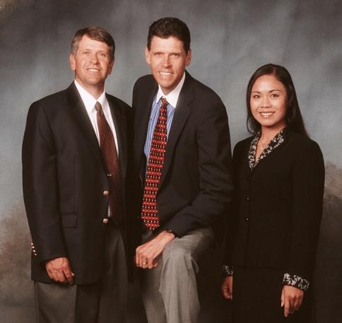 Chiropractor Salinas CA Kimble Cater, Gregory Cater, Gemma Badanquio