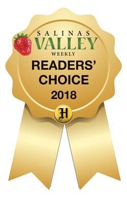 Salinas Valley Readers' Choice 2018